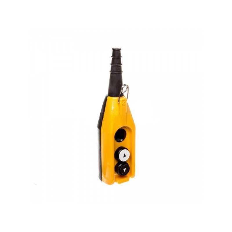 PV3T1X2 ⟡ Пульт управления 3-х кнопочный односкоростной с заглушкой