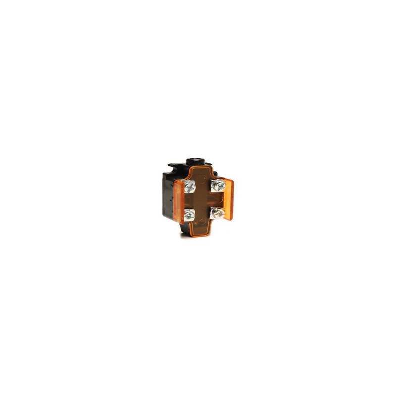 LK10K23 ⟡ Контактный блок медленнодействующий с коротким штырем (1НО+1НЗ)