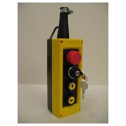PV4B200E30A20 ⟡ Пульт четырехкнопочный, с аварийной кнопкой и ключом