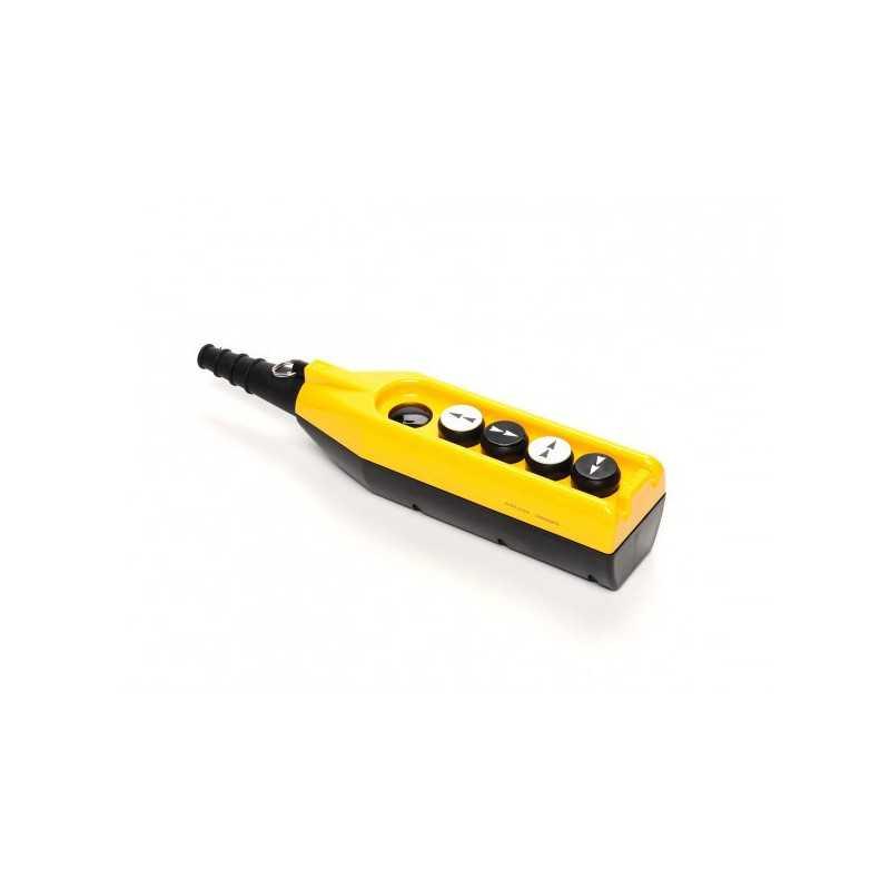 PV5T1X44 ⟡ Пульт управления 5-ти кнопочный двухскоростной с заглушкой