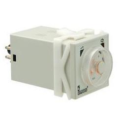 RZ1A1A12S-1 ⟡ Реле времени с задержкой включения 1,2-12 сек 12В AC-DC