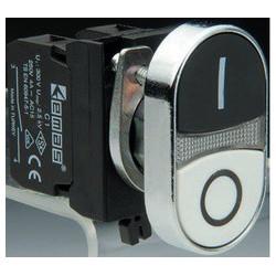 CM102K20HB ⟡ Кнопка сдвоенная серии СМ (1НО+1НЗ)