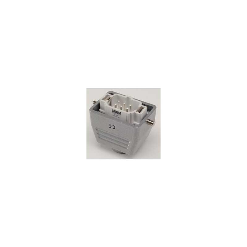 EBM06FU30 ⟡ Вилка 6 полюсов, 16А