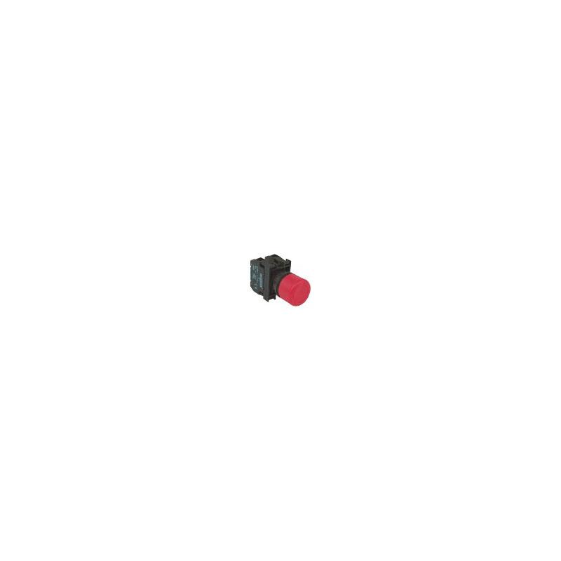 CP200ECN30 ⟡ Кнопка аварийная Ø 30 мм, включение отжатием, красная
