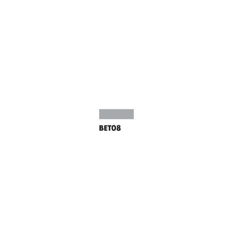 BET08 ⟡ Шильдик, Табличка пустая, 8 мм