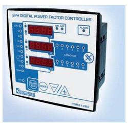 RGR308B2 ⟡ Контроллер коэффициента мощности цифр. 3-фаз. 8 ступеней