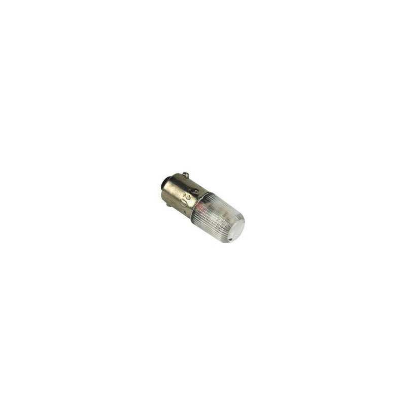 NA201 ⟡ Лампа неоновая Ва9S 220B (штыковая)