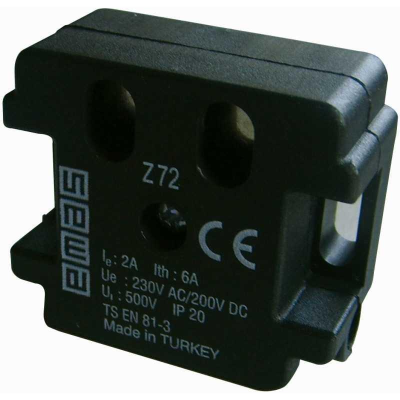 Z72 ⟡ Выключатель дверей лифта