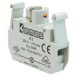 B3 ⟡ Блок-контакт подсветки