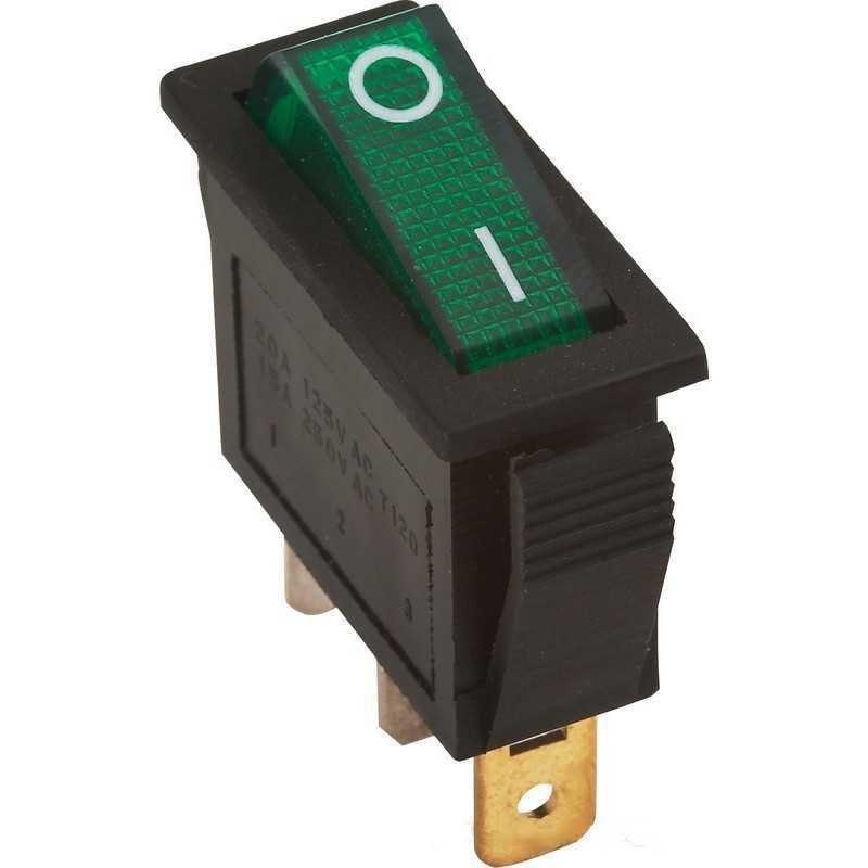 A11Y ⟡ Переключатель зеленый с подсветкой