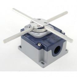 CSM02 ⟡ Перекрестный выключатель в металлическом корпусе