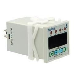 RZ1DIB-2 ⟡ Таймер цифровой с задержкой 0,1с - 99,59ч 24В AC-DC