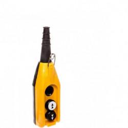 PV3T1X4 ⟡ Пульт управления 3-х кнопочный двухскоростной с заглушкой