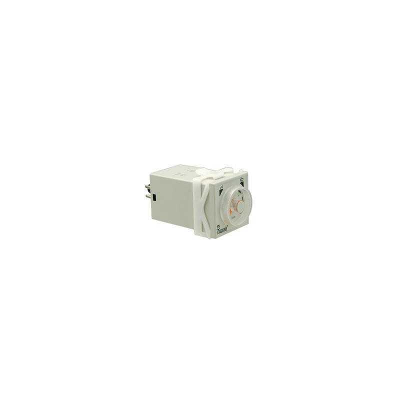RZ1A2C03M-5 ⟡ Реле времени 0,3-3 мин 220В AC-DC