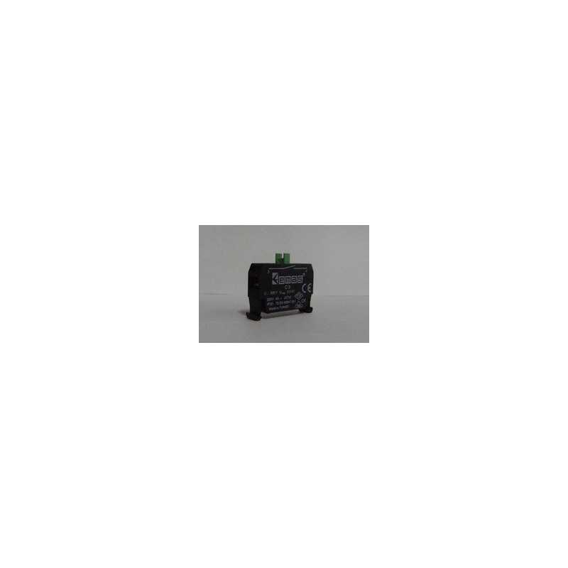 C3CK ⟡ Блок-контакт CM CP (1НО) для использования с кнопками серии C в пультах управления