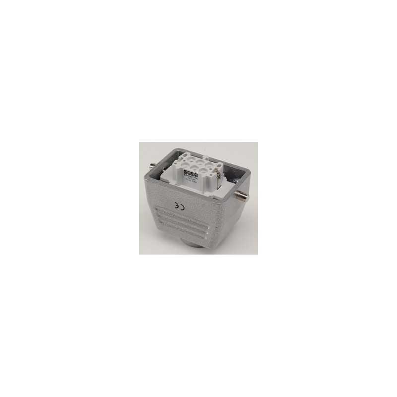 EBM06PU30 ⟡ Розетка 6 полюсов, 16А