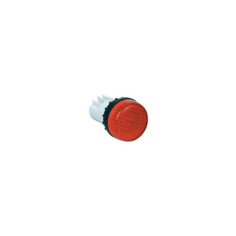S222K ⟡ Арматура сигнальная красная Ø 22мм