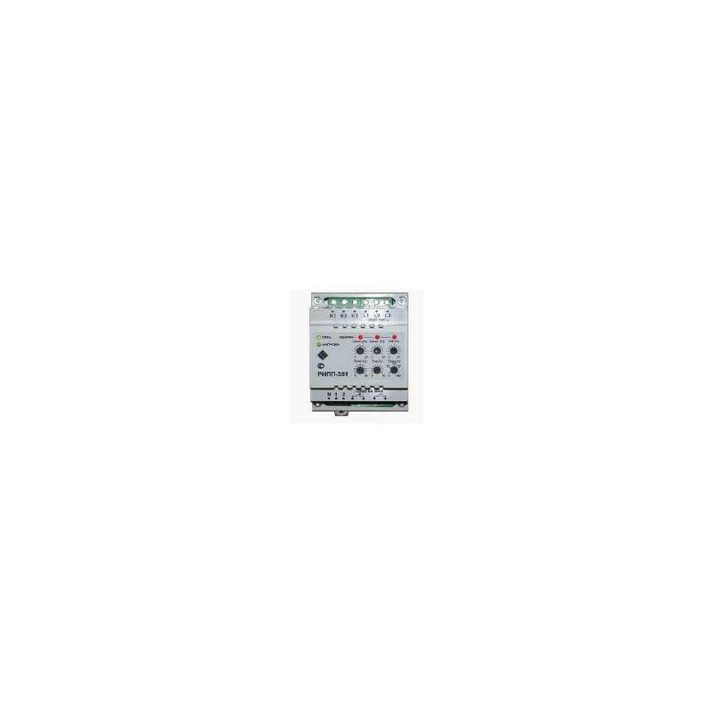 РНПП-301 ⟡ Реле напряжения, перекоса и последовательности фаз РНПП-301