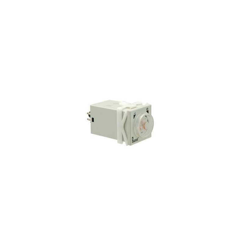 RZ1A1A60S-25 ⟡ Реле времени с задержкой включения 6,0-60 сек 24-220В AC-DC