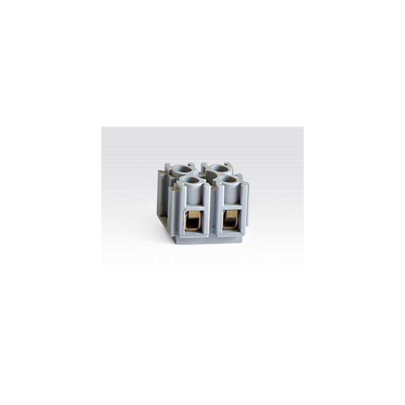 RMT2.5 ⟡ Бытовые клеммные колодки двойной модуль