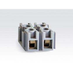 RMT6 ⟡ Бытовые клеммные колодки двойной модуль