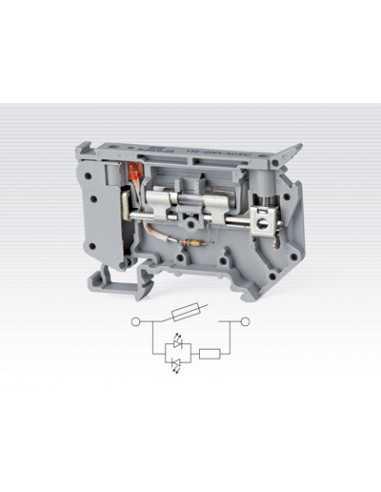 RFT5-LD ⟡ Клеммные зажимы с держателем предохранителя