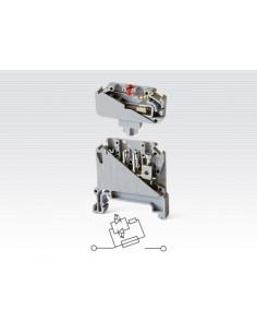 Клеммные зажимы с размыкателем и дополнительными опциями RDT2.5-CFC-LD