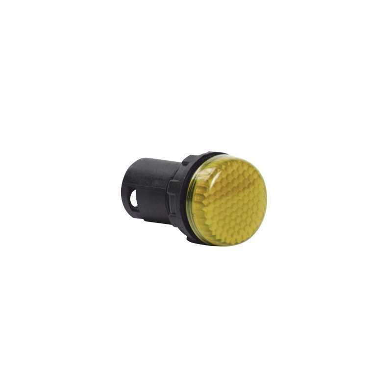 MBSP220S ⟡ Арматура сигнальная моноблочная 230V желтая