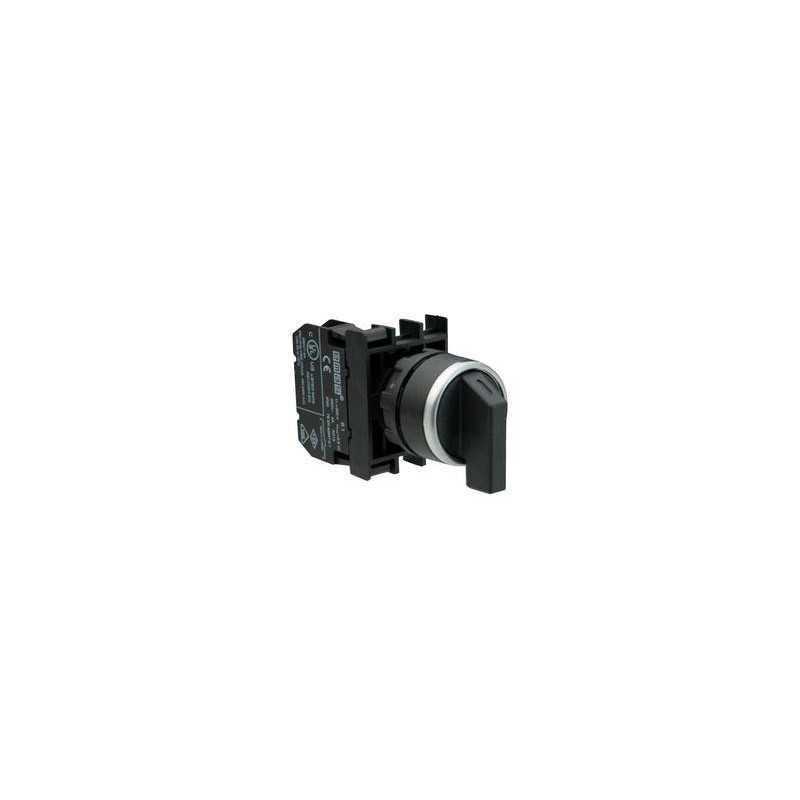 B100S20 ⟡ Переключатель 0-1 с фиксацией (1НО)