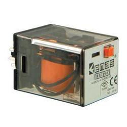RE1P08AC012 ⟡ Реле на 8 выводов 12 В АС (2 переключающих контакта)