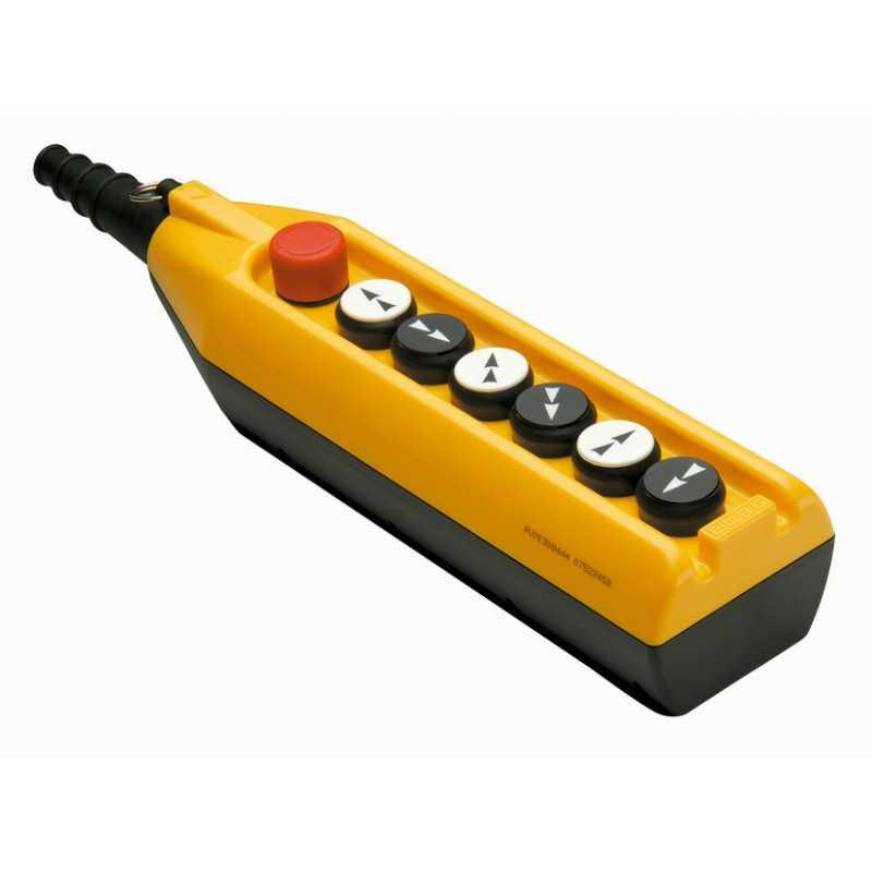 PV7E30B444 ⟡ Пульт управления c аварийной кнопкой «Stop»