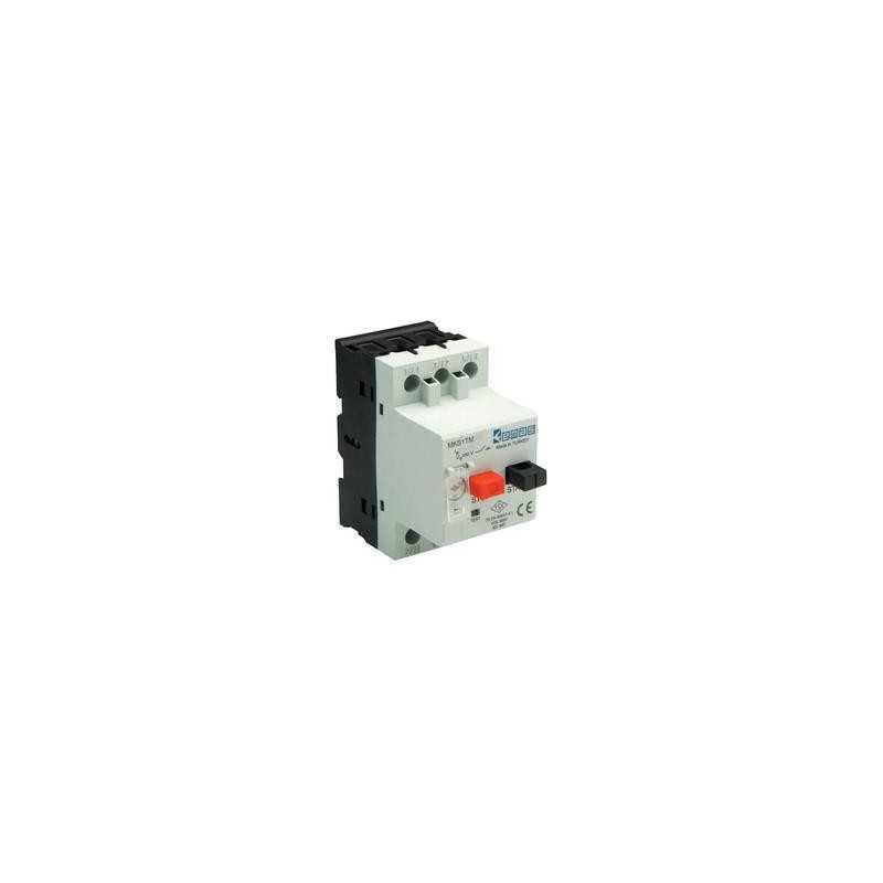 MKS1TM-0.16 ⟡ Автомат защиты двигателя термомагнитный 0.1-0.16А