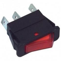 A11K ⟡ Переключатель красный с подсветкой