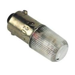 NA201Y ⟡ Лампа неоновая Ва9S 220B зеленая (штыковая)