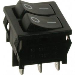 A12H ⟡ Переключатель черный без подстветки