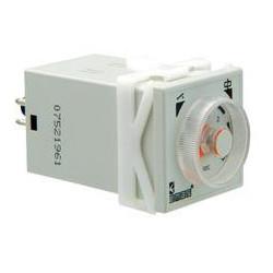 RZ1A1B60S-25 ⟡ Реле времени с задержкой выключения 6,0-60 сек 24-220В AC-DC
