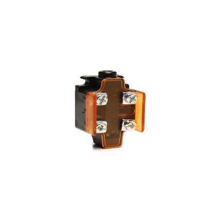 LK10K13 ⟡ Контактный блок медленнодействующий с длинным штырем (1НО+1НЗ)