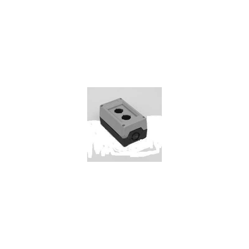 PK2BOS ⟡ Пост 2-х кнопочный пустой IP 65 усиленный