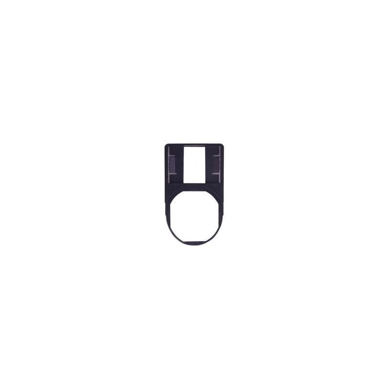 B-ROZET18 ⟡ Держатель для таблички 18мм