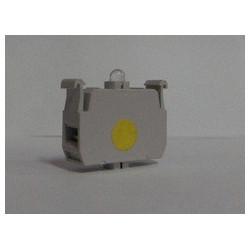 CBS-CKS ⟡ Блок-контакт подсветки с желтым светодиодом 100-250 В переменного тока