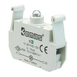BK ⟡ Блок-контакт подсветки