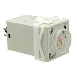 RZ1A1A03M-25 ⟡ Реле времени с задержкой включения 0,3-3 мин 24-220В AC-DC