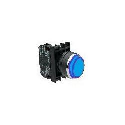 B101HM ⟡ Кнопка выступающая синяя (2НО)