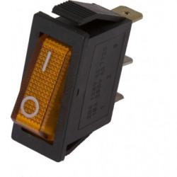 A11S ⟡ Переключатель желтый с подсветкой