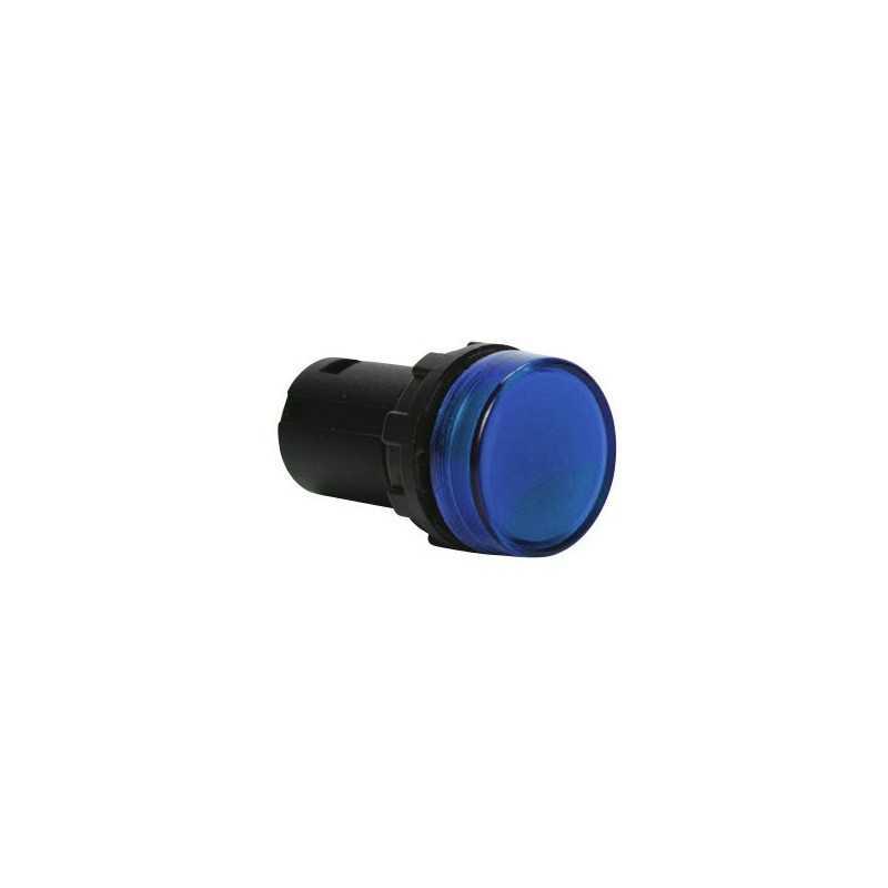 MBSD024M ⟡ Арматура сигнальная моноблочная 24V синяя
