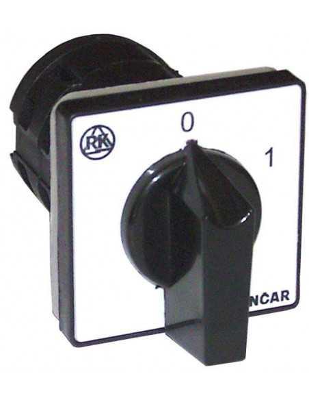 Поворотные выключатели RADE KONCAR